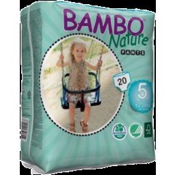 Photo of Bambo Training Pants - Junior 12-20kg (20)