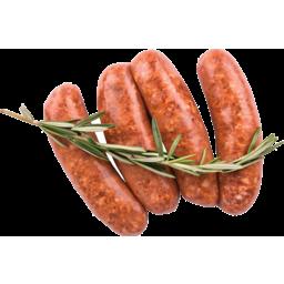 Photo of Sausages Herb & Garlic