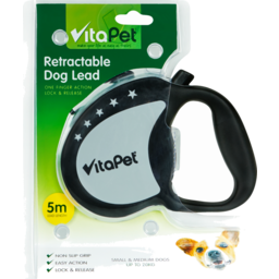 Photo of Vitapet Retractable Lead Small - Medium 5m