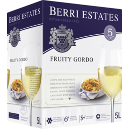 Photo of Berri Estates Fruity Gordo