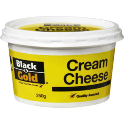 Photo of Black & Gold Cream Cheese 250g