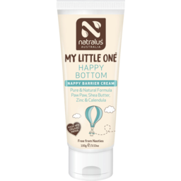 Photo of Natralus My Little One Happy Bottom Nappy Barrier Cream 100g