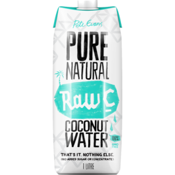 Photo of Raw C Coconut Water 1