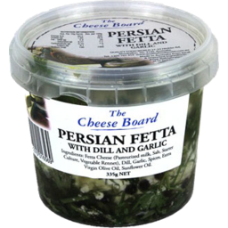 Photo of Persian Fetta Dill/Glc 335g