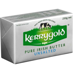 Photo of K/Gold Irish Butter Unsalt250g