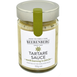 Photo of B/Berg Tartare Sauce 155gm