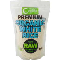 Photo of Absolute Organics White Rice 700g