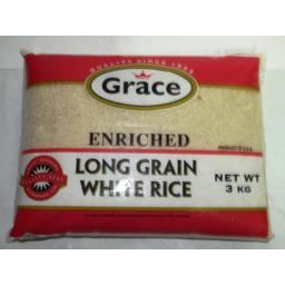 Photo of Grace Long Grain White Rice