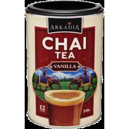 Photo of Arkadia Chai Tea Vanilla 240gm