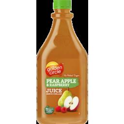 Photo of Golden Circle Pear Apple Raspberry Juice 2l