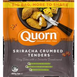 Photo of Quorn Meat Free Sriracha Crumbed Tenders 465g