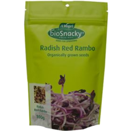 Photo of Seeds - Radish Red Rambo 100gm