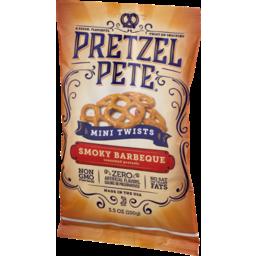 Photo of Pretzel Pete BBQ Mini Twists 100gm