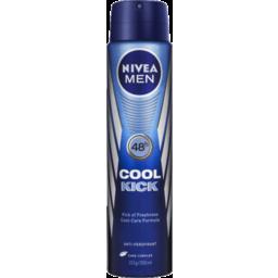 Photo of Nivea Men Cool Kick Anti Perspirant Aerosol 250ml