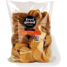 Photo of Feel Good Foods Organic Nacho Cheese Corn Chips