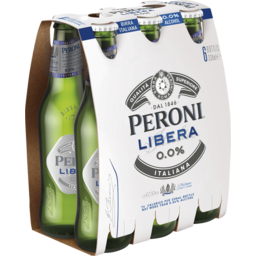 Photo of Peroni Libera Bottles