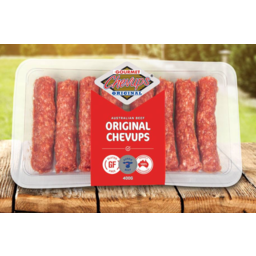 Photo of Chevups Pure Beef Sausages 400g