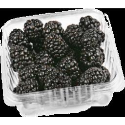 Photo of Blackberries Punnet 125g