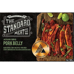 Photo of Standard Meat Co Pork Belly Asian BBQ 400gm
