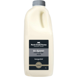 Photo of Paris Creek Farms Organic Bio Dynamic Reduced Fat Milk Homogenised Fresh Milk 2l