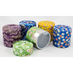 Photo of Washi Tea Canister Blue Green 150g