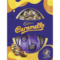 Photo of Cadbury Caramello Egg Gift Box 193g 193g