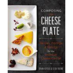 Photo of Book Composing The Cheese Plate
