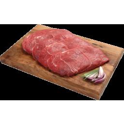 Photo of Beef Schnitzel Plain
