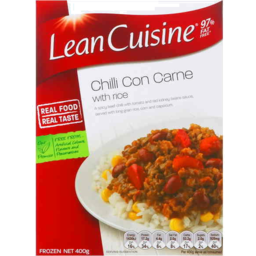 Photo of Lean Cuisine Chilli Con Carne With Rice 400g