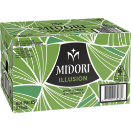 Photo of Midori Illusion Bottles