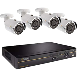 Photo of Q-See 8channel-4camera Security System
