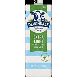 Photo of Devondale Skim Milk 1l