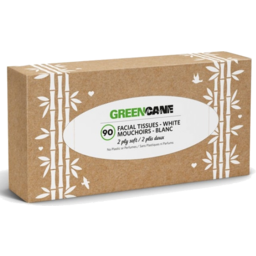 Photo of Green Cane - Facial Tissues