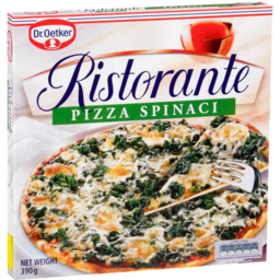 Photo of Ristorante Pizza Spinaci 390g