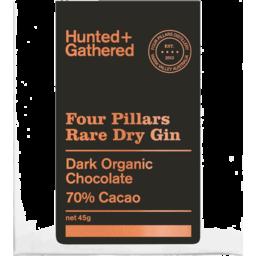 Photo of Hunted + Gathered Four Pillars Gin Chocolate