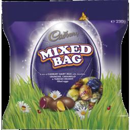 Photo of Cadbury Mixed Bag 230gm