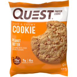 Photo of Quest Protein Cookie Peanut Butter 59g