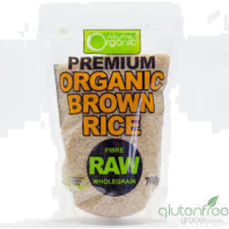 Photo of Absolute Organics Brown Rice 700g