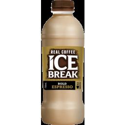 Photo of Ice Break Bold Espresso Flavoured Milk 750ml