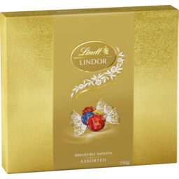 Photo of Lindt Lindor Assorted Gift Box 150g