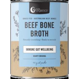Photo of Nutra Organics - Beef Bone Broth - Hearty Original - 125g