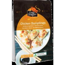 Photo of Crazy Dragon Chicken Dumplings 1kg