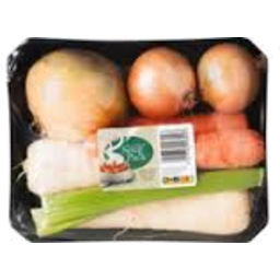Photo of Tray Soup Vegetable P/P