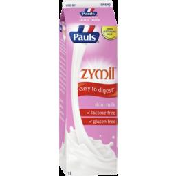Photo of Pauls Zymil Skim Milk 1l