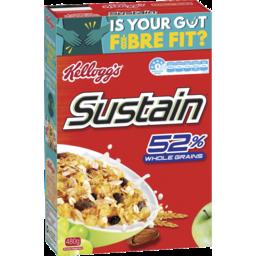 Photo of Kellogg's Sustain Wholegrain Flakes Cereal 480gm