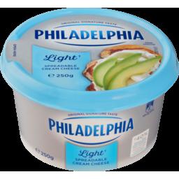 Photo of Philadelphia Spreadable Spread Light 250g