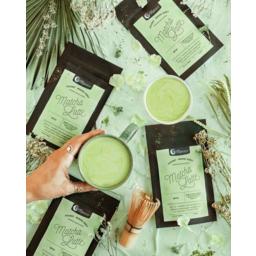 Photo of Nutra Organics - Matcha Latte - 100g