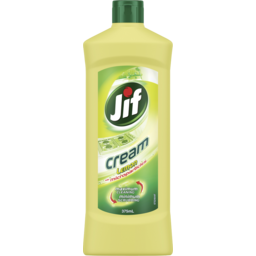 Photo of Jif Cream Lemon Fresh 375ml