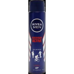 Photo of Nivea Men Dry Impact Aerosol Deoderant 250ml
