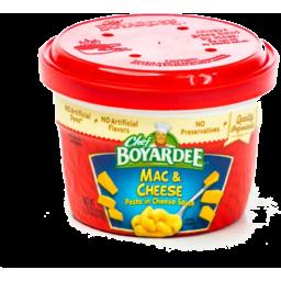 Photo of Chef Boyardee Mac & Cheese Bowl